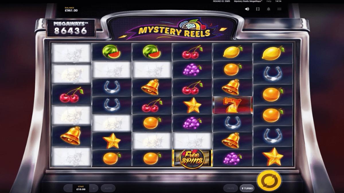 Mystery Reels MegaWays automat